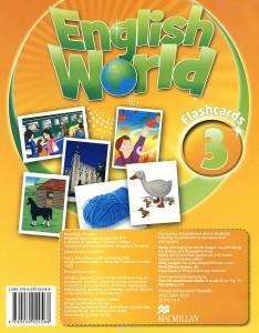 English World 3: Flashcards (набор из 76 карточек)
