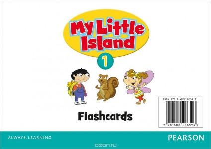 My Little Island 1: Flashcards (набор из 48 карточек)