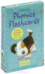 Phonics Flashcards (набор из 48 карточек)