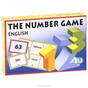 The Number Game (набор из 136 карточек)