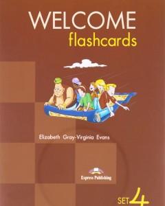 Welcome Flashcards: Set 4 (набор из 62 карточек)